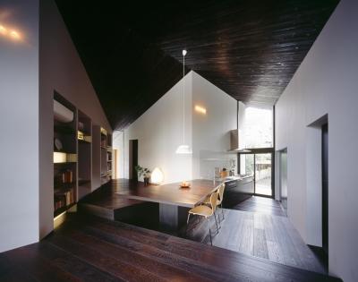 成瀬の家 (リビング・ダイニング・キッチン)
