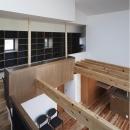 『須坂の家』大きな吹抜けと大きなテラスの住まい