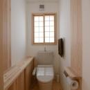 和風トイレ空間