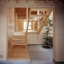 比護結子の住宅事例「カテナハウス」