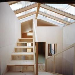 カテナハウス (階段)