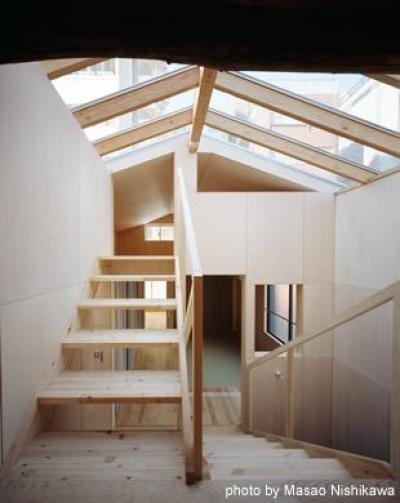 階段 (カテナハウス)