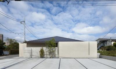 外観|赤塚の家