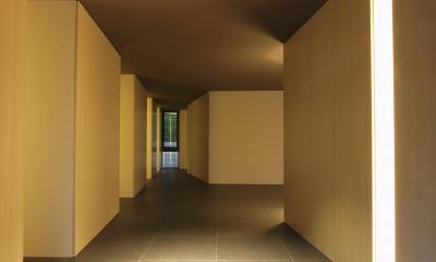 エントランスホール|赤塚の家