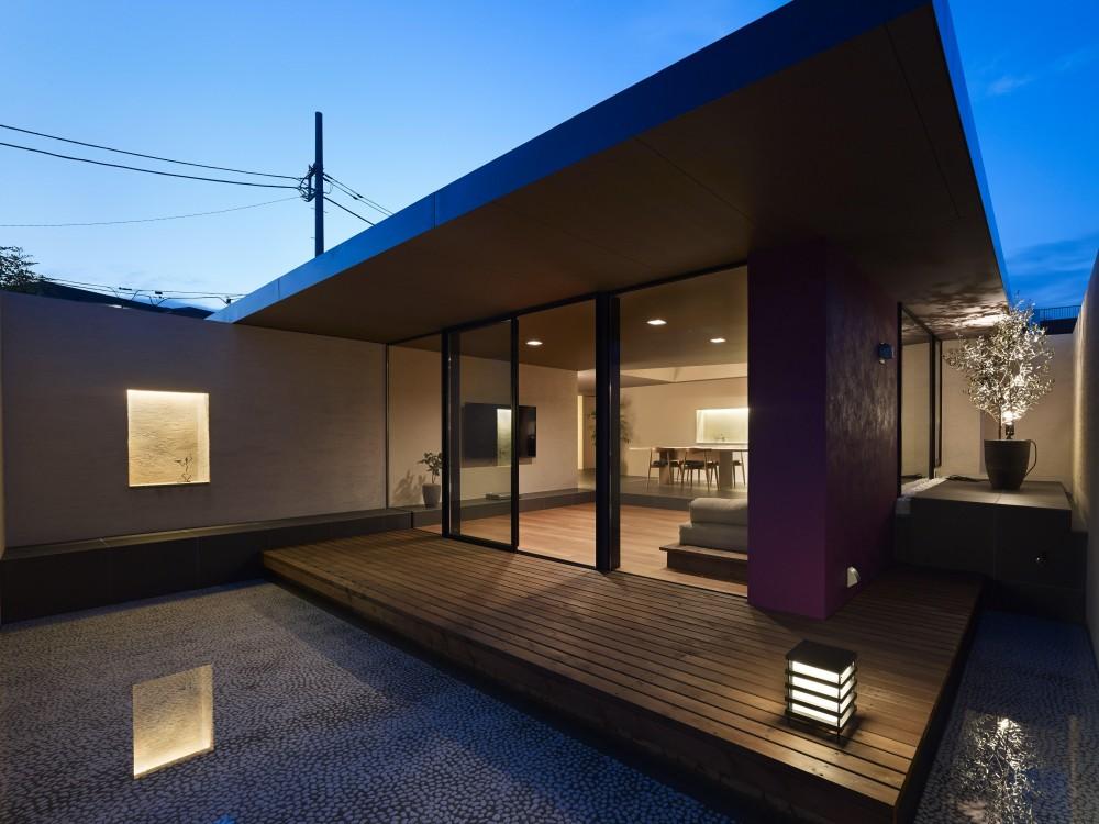 赤塚の家 (テラス)