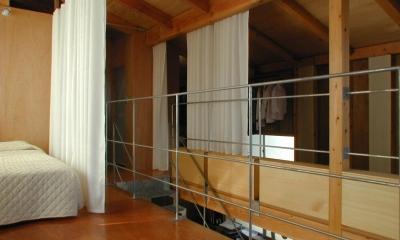 カキノキノイエ (2階和室・子供室)