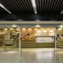 門間香奈子/古川晋也の住宅事例「『cookhouse BAKERY BAR』カウンターのデザイン」
