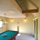 相原まどかの住宅事例「『菖蒲町の家/Country House』プロバンス風の週末住宅」