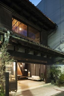 古民家の家/Traditional Japanese House with Modern Interior (古民家の家外観)