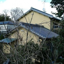 『鳴海町の家』築20年の家の増改築 (鳴海町の家外観)