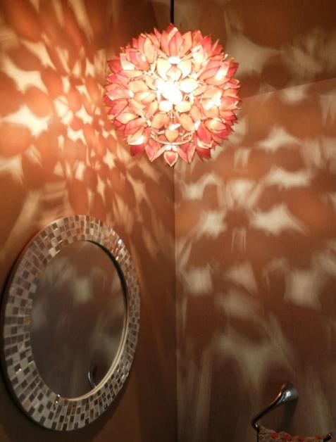『Circle』照明が空間を作り出す住まい