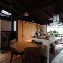 『厚木の家』個性あふれるアットホームな住まい