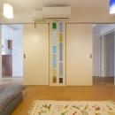 M邸・子供も大人も楽しく安心に暮らす家の写真 子供部屋-将来は2部屋に