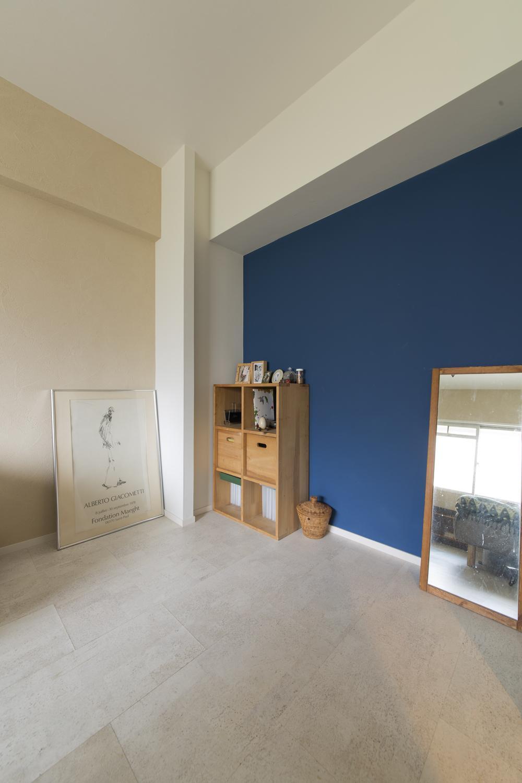 M邸・子供も大人も楽しく安心に暮らす家の部屋 ベッドルーム-オープンクローゼット