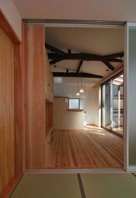 『停止線前の家』昭和の香りを残すバリアフリー住宅リノベ