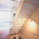 3階につながる階段-2