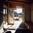 原空間工作所の住宅事例「『土間と離れのある家』人の集まる住まい」