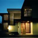矢野友之の住宅事例「『 つつじ丘の家』四季が刻む時の流れを感じる住まい」