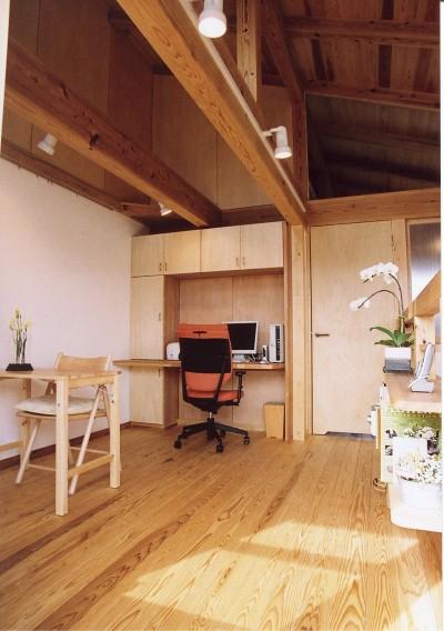 2階多目的ルーム (石川町の家)