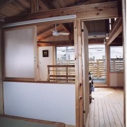 石川町の家