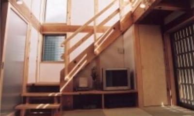 『石川町の家』狭小地の立地を生かした住まい