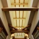 ホール天井