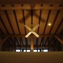リビングダイニング天井
