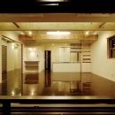 杉浦 繁の住宅事例「『三つ屋根の家』開放感と一体感に溢れる住まい」