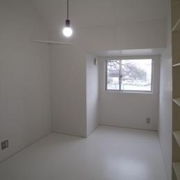 『青海町の家』スタイリッシュなアトリエ兼用住宅