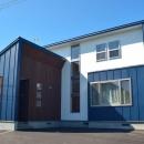 山﨑景子の住宅事例「『コダマノイエ 』家族をつなぐ柔らかな風合いの住まい」