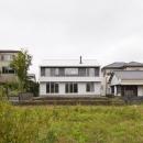 『御宿の家A邸』家族と共に時を刻む住まいの写真 川沿いの緩やかな風を感じる家