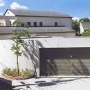大賀博美の住宅事例「『内田邸』柔らかな印象のコンクリート造住宅」