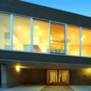 植村梓の住宅事例「『小倉南の家』茶室をもった、中庭のある家」