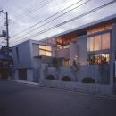 後藤正史の住宅事例「『善行の家』光を取り込むスタイリッシュな住まい」