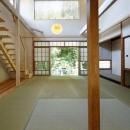 林雅子の住宅事例「『宝塚の家』和室と洋室を組み合わせた楽しい住まいへ劇的リノベ」