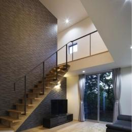 『A1-House』シンプルモダンなバリアフリー住宅