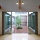 長澤誠一郎の住宅事例「『A1-House』シンプルモダンなバリアフリー住宅」