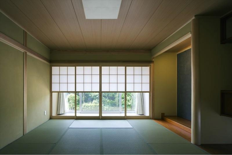 長澤誠一郎「『A1-House』シンプルモダンなバリアフリー住宅」