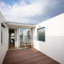 二宮博・菱谷和子の住宅事例「『PALLET』生活動線が家族のコミュニケーションを生み出す家」