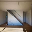『VVV(フェーフェーフェー)』シンプルモダンな二世帯住宅