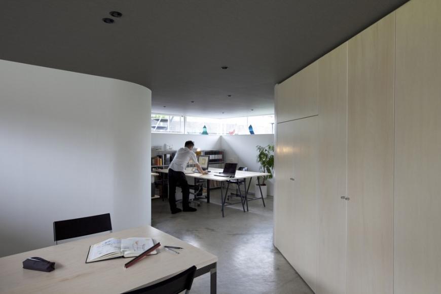 建築家:桑原茂「『三叉の家』生活スタイルに合った多彩な暮らしを演出する住まい」