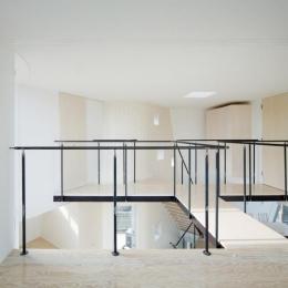 『三叉の家』生活スタイルに合った多彩な暮らしを演出する住まい