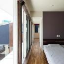 『囲い庭の庵』秋田市に建つ都市型中庭住宅