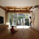 『多層一体の家』立体的ワンルーム空間の住まい
