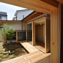 後藤耕太建築工房の住宅事例「『那加の家』木の香りに満ちた和の住宅」