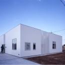 小泉一斉+千葉万由子の住宅事例「『モンタージュ』プライバシーを守りながら開放感を保つ家」