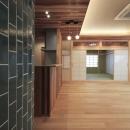 スミカデザインオフィスの住宅事例「『TOMOIKI NO IE』こだわりいっぱい、和モダンな住宅」