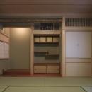 『TOMOIKI NO IE』こだわりいっぱい、和モダンな住宅