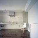 髙志 俊明の住宅事例「『Liverty Misasa』狭小地に建つデザイナーズマンション」