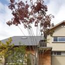 樋口 章の住宅事例「『山手台の家』木の素材感・質量感を生かした和テイストの住まい」